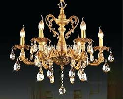 bronze and crystal chandeliers bronze finished crystal chandelier lighting luxurious brass crystal lamp re suspension light bronze and crystal