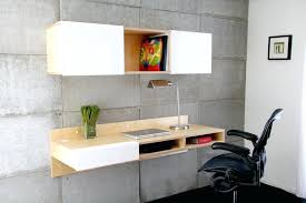wall mounted home office. Furniture Wall Mounted Desk Unique Home Office Desks Cabinets