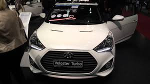 hyundai veloster 2015 interior.  2015 2015 Hyundai Veloster Turbo Walkaround Exterior And Interior  Vienna  Wien Auto Show And L