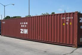 Where To Buy A Shipping Container 40 Foot Standard Container