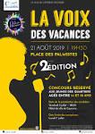 concours de chant pour jeunes