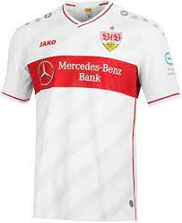 Vfb stuttgart at a glance: Jako Vfb Stuttgart Maillot Domicile 20 21 Blanc Vfb Home T Shirt En Jersey Pour Homme Amazon Fr Sports Et Loisirs