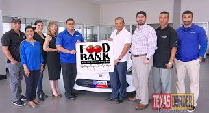 burns motors is onboard as a co sponsor for the first annual food bank rgv