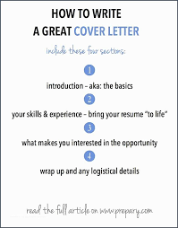 How To Make A Resume And Cover Letter And How To Write A Cover Gorgeous How To Write A Cover Resume