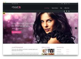makeup artist websites templates beautiful spa beauty salon themes makeup artist website templates