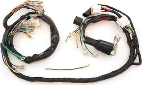 featured products products cb750 supply vintage ese 32100 honda cb750 wire harness honda cb750 f 1975 76 oem ref 32100