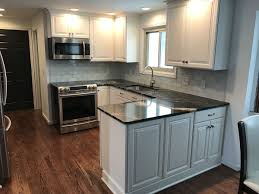 our kitchen remodeling service offers complete kitchen renovations including countertops flooring cabinets wallpaper painting custom kitchen islands