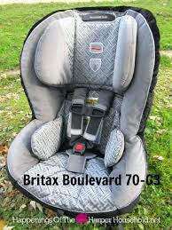 britax boulevard 70 holds themselves to very high testing and safety standards because they care about