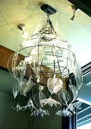 chandelier replacement beveled glass panels rectangular