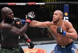 UFC Fight Night 186 ...