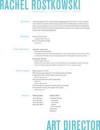 Resume Resume Director