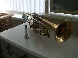 Rudy Muck Trumpet Mouthpiece Chart Beautiful Vintage Rudy Muck 4m Balanced Bflat Trumpet 13c