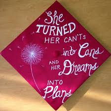 Graduation Quotes Interesting Graduation Cap Quote Ideas POPSUGAR Smart Living