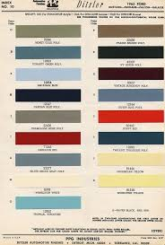 66 Mustang Color Chart Pin By David Haiar On Cars Ford Mustang Fastback Mustang