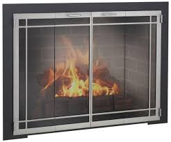 full size of interior fireplace doors black within fresh cool glass fireplace door brackets with