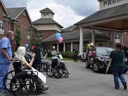 GALLERY: Parades held for Blakeford at Green Hills senior living facility |  News Break