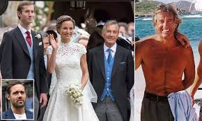 Police drop investigation into rape allegations against Pippa Middleton's  father-in-law   Daily Mail Online