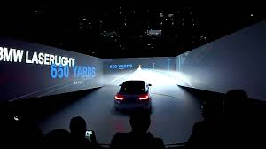 Sport Series bmw laser headlights : BMW M4 Laser Light Concept At CES 2015 1-6-15 - YouTube