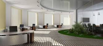 4 Aspects of Office Interior Design