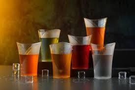 MR Products (Pack of 6) <b>Drinking</b> Transparent <b>Water Glass</b> Set, <b>ABS</b> ...