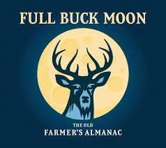 Full Moon For July 2020 The Full Buck Moon The Old