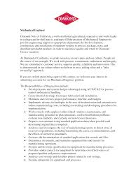 Brilliant Ideas Of Mechanical Estimator Cover Letter With