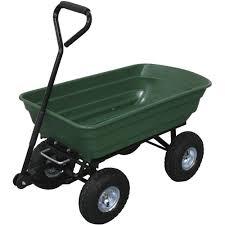 75 litre garden cart