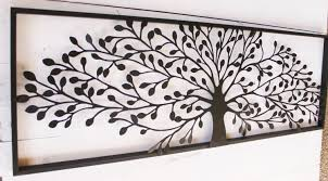 Black Iron Wall Decor Metal Wall Art Etsy