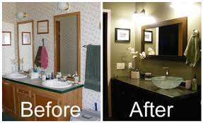 details about the products used for the budget bathroom remodel