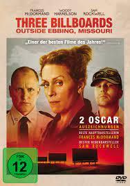 Three Billboards Outside Ebbing, Missouri Film auf DVD ausleihen bei  verleihshop.de