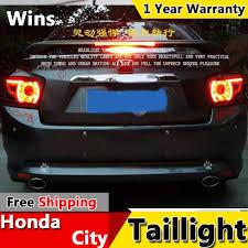 Wins Lights Tail Lamp For Honda City Tail Lights 2009 2013 City Led