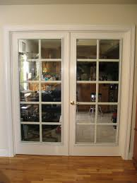 cool interior french doors with glass panels soundproofing glass panel mounted on an interior french door