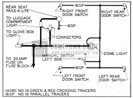 buick wiring diagrams hometown buick 1953 buick dome lamp wiring circuit diagram models 52 and 72r