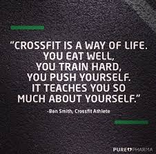 Crossfit Quotes Impressive Crossfit Is A Way Of Life Fitness Quotes IMG