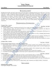 Underwriter Cover Letter Mortgage Loan Officer Resume Mortgage