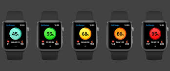 group fitness with apple watch
