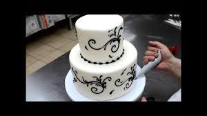 Easy To Make Wedding Cake 5 Min Simple Beautiful Wedding Cake