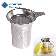 China <b>Reusable Mesh Tea Infuser</b> Teapot Loose Tea Leaf Spice ...