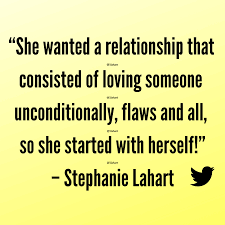 Stephanie Lahart Inspirational And Empowering Relationship With