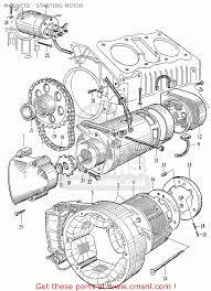 Honda c70 c71 cs71 1958 1959 1960 dream general export 142532 honda c70 c71 cs71