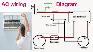 wiring diagram of aircon wiring diagram