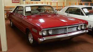 1966 mercury s55 428 super marauder four speed