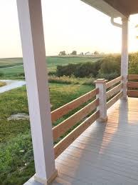 diy porch railings