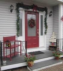diy front porch decorating ideas. front porch decorating fashionable decor decorate your dinning with these lovely chair diy christmas decorations ideas