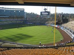 Dodger Stadium Seating Chart With Rows Dodger Stadium Seating View Best Seat 2018