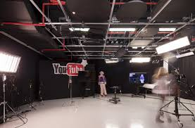 Youtube office space Location Office Snapshots Youtube Creator Space Offices London Office Snapshots
