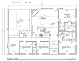 new 40x60 pole barn house plans new