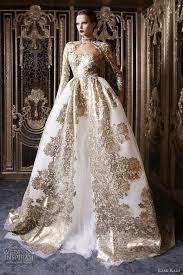 gold wedding dresses with sleeves pictures ideas guide to buying