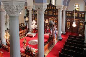 Greek Orthodox Church Design File Nave Of The Greek Orthodox Church Of St Nicholas