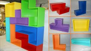 tetris furniture. Tetris-shelves Tetris Furniture